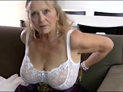 Very mature grannie free clips cock